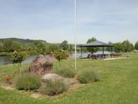Les rives de la Moselle
