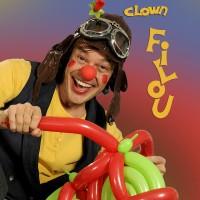 Waderner Frühling mit Clown Filou