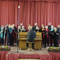 Chormusikalische Weltreise