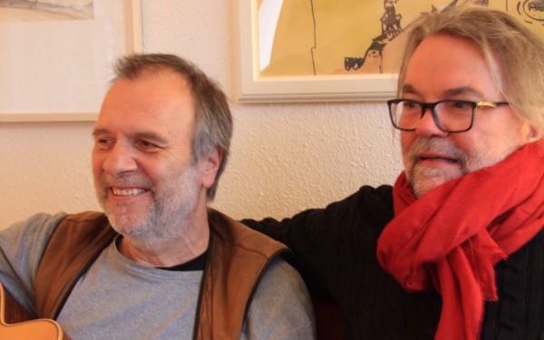 Saarländischer Weinsommer mit Michael Marx und Rainer Rodin