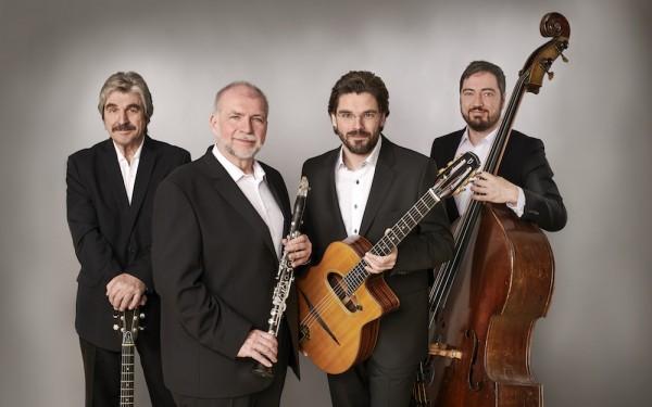 "Joscho Stephan / Helmut Eisel Quartett  - ""Gypsy meets the Klezmer"""