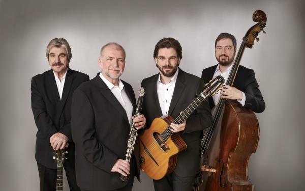 Joscho Stephan / Helmut Eisel Quartett