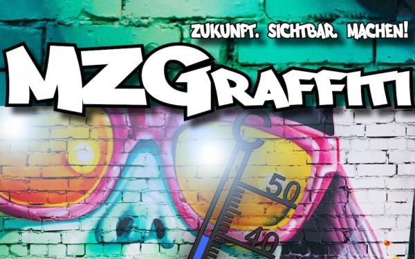 "Intensivworkshop ""MZGraffiti – Zukunft.sichtbar.machen!"""